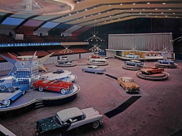 General Motors Motorama - 1954
