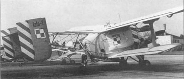 Prototyp Lala-1 (fot. samolotypolskie.pl)