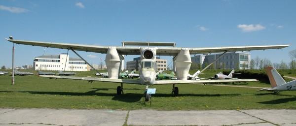 PZL M-15 Belphegor w Muzeum Lotnictwa Polskiego w Krakowie (fot. Varga Attila )