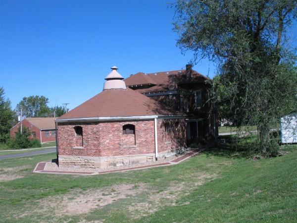 Więzienie w Gallatin (fot. Wikimedia Commons)