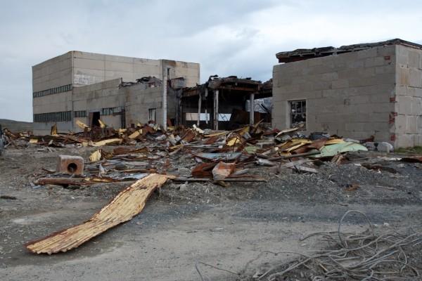 Kompleks popada w ruinę