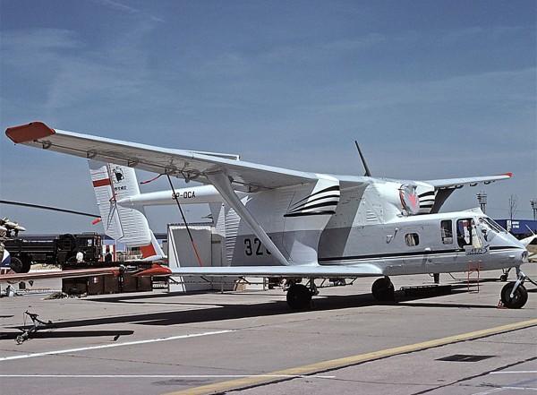 M-15 zaprezentowany we Francji (fot. Steve Williams)