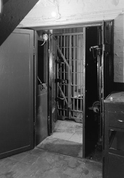 Jedno z więzień obrotowych