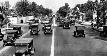 Amerykańskie drogi w latach 20-tych