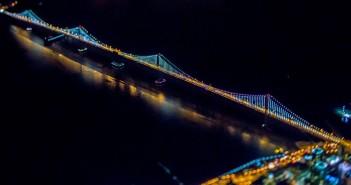 Niesamowite zdjęcia lotnicze San Francisco