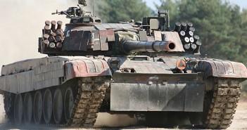 PT-91 Twardy – polski MBT