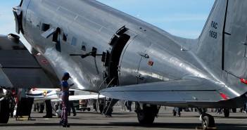 AC-47 Spooky - pierwszy gunship