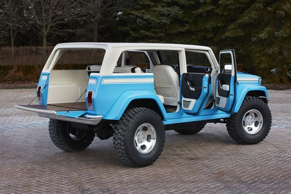 Jeep Chief Concept (fot. Jeep)