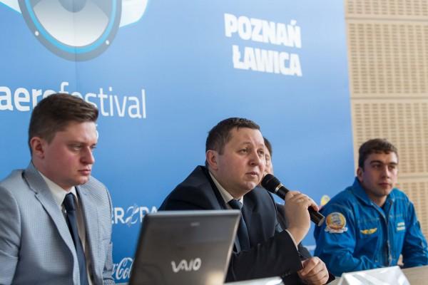 Konferencja prasowa organizatorów Aerofestival 2015 (fot. materiały prasowe)
