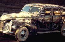 Pontiac Ghost Car - przezroczysty samochód