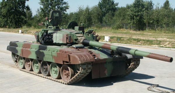 PT-91 Twardy (fot. Wikimedia Commons)