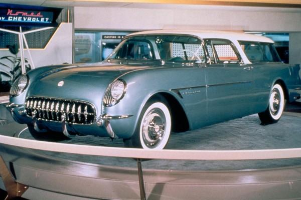 Chevrolet Nomad Concept z 1954 roku