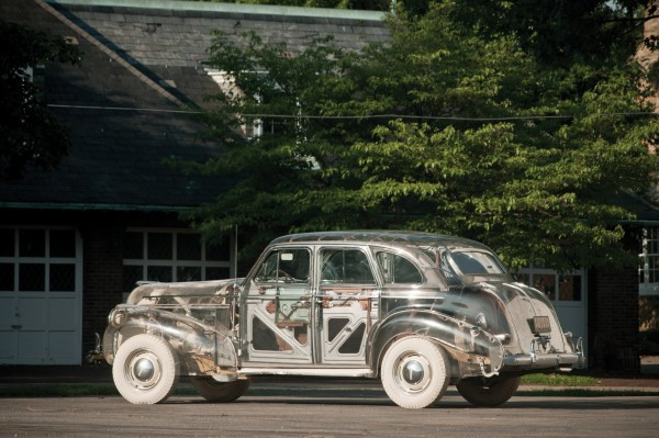 Pontiac Ghost Car współcześnie (fot. Aaron Summerfield)