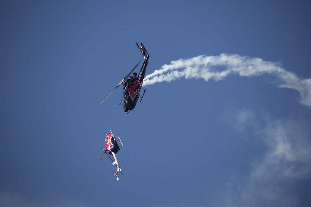 Zespół akrobacyjny Flying Bulls (fot. materiały prasowe)