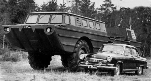 Amfibia Ził-5901 PES-2