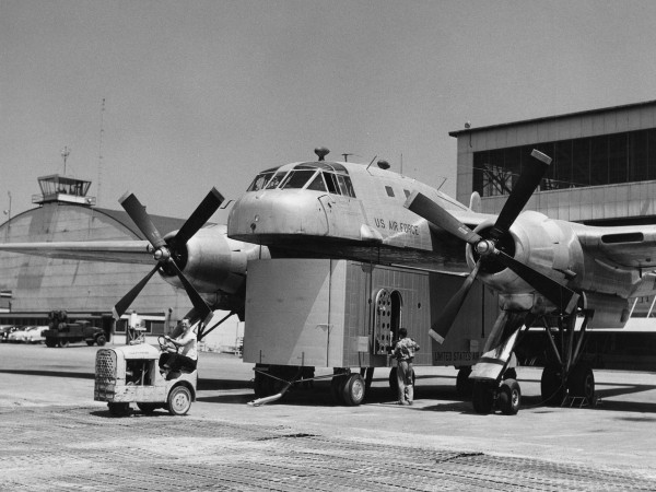 XC-120 Packplane (fot. Nathan James Cope)