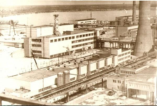 Elektrownia atomowa w Czarnobylu (fot. viupetra.3dn.ru)