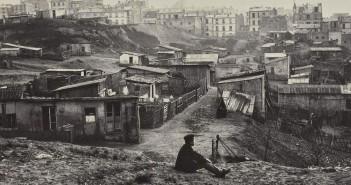Paryż w połowie XIX wieku – zdjęcia