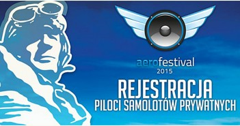 Piloci i Pilotki! - Aerofestival rekrutuje!