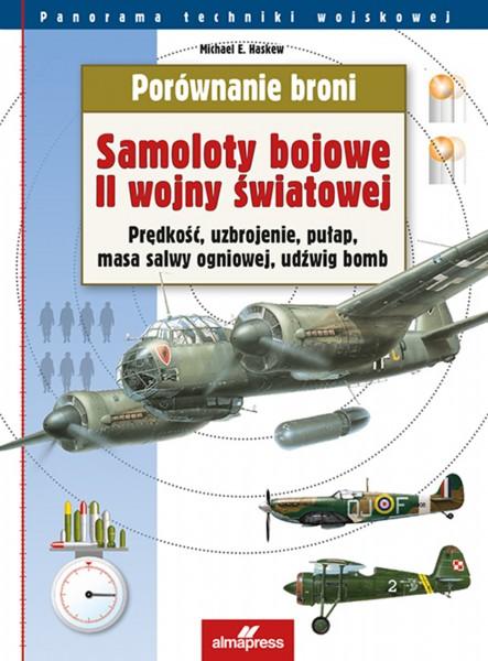 Porównanie broni - Samoloty bojowe II wojny światowej