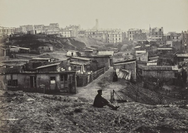 Rue Champlain - 1877-1878 (fot. Charles Marville)