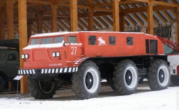 Ził-E167 po renowacji