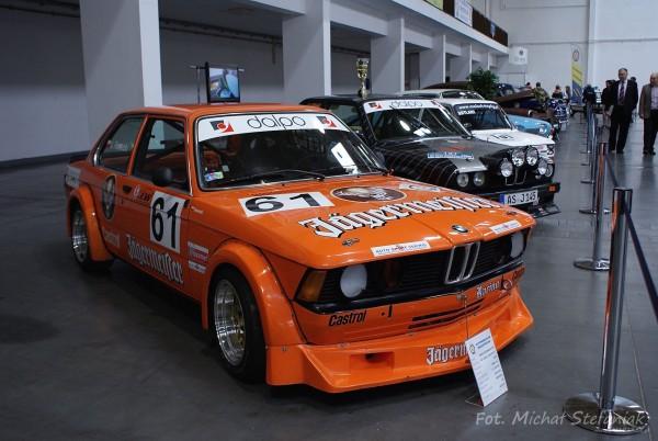 BMW e21 (fot. Michał Stefaniak)