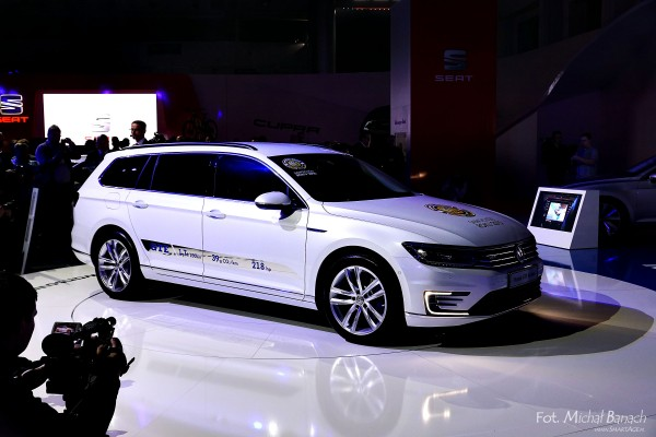 Volkswagen Passat (fot. Michał Banach)