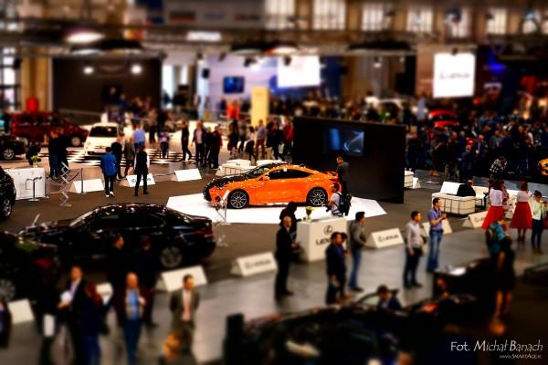 Lexus RCF (fot. Michał Banach)
