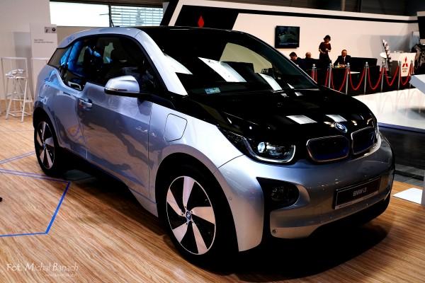BMW i3 (fot. Michał Banach)