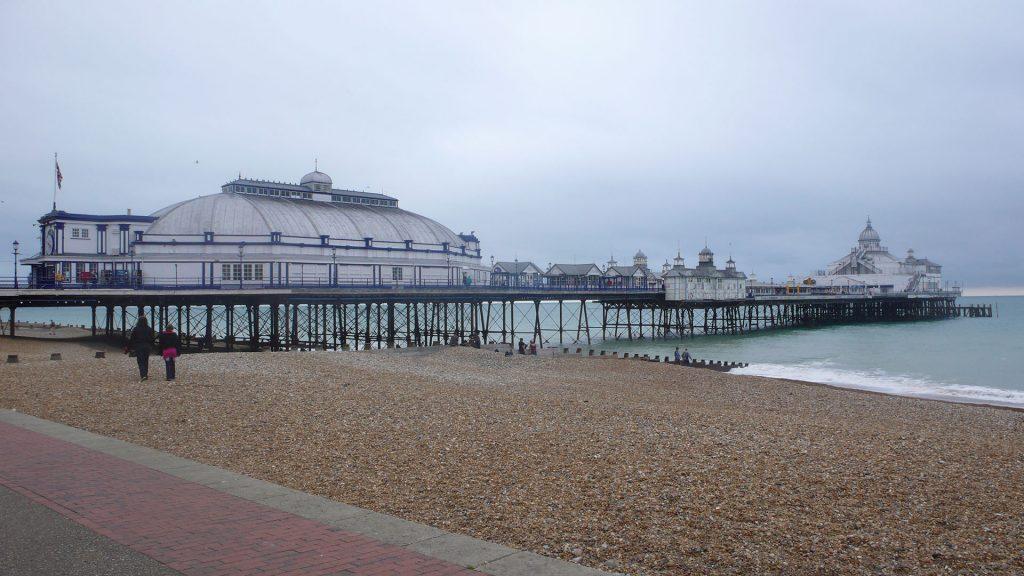 Eastbourne Pier (fot. Přemysl Otakar)