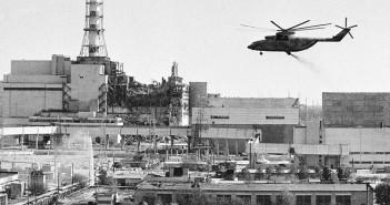 Likwidacja skażenia w Czarnobylu (fot. www.atomic-energy.ru)