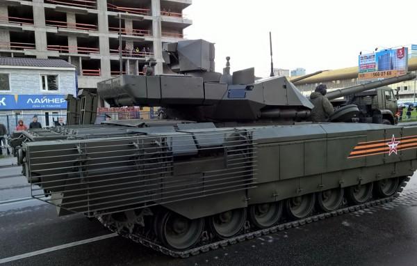 Armata T-14 (fot. bastion-karpenko.ru)