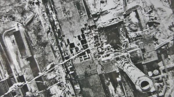 Zniszczony reaktor numer 4 elektrowni atomowej w Czarnobylu (fot. bionerd/www.flickr.com)