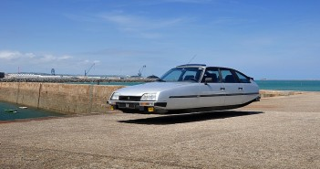 Citroen Cx 25 Gti Turbo (fot. S. Viau)