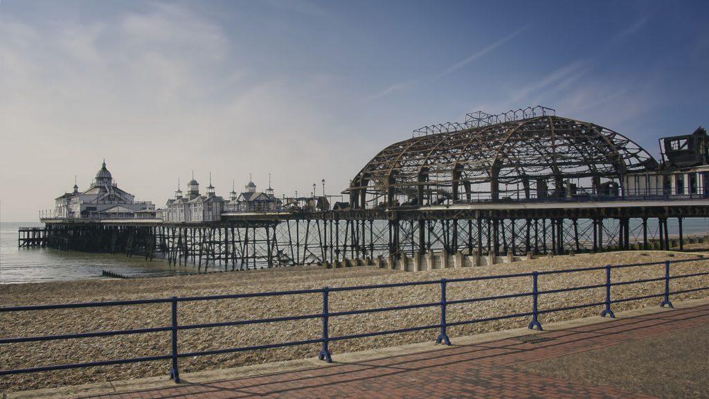 Eastbourne Pier (fot. Steve Slater)