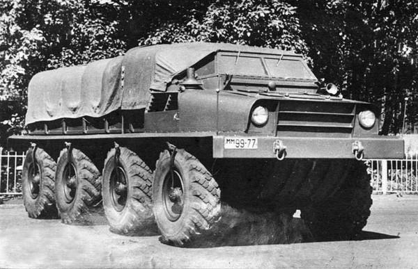 Amfibia ZiS-E134