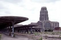 Buffalo Central Terminal współcześnie