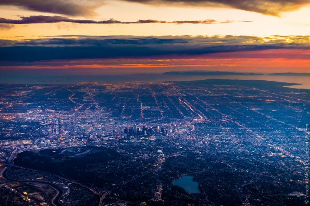 Los Angeles (fot. Vincent Laforet)