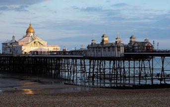 Eastbourne Pier w Wielkiej Brytanii