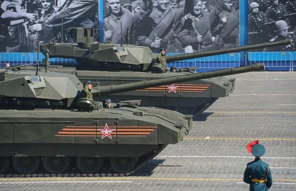 Armata T-14 (fot. i-korotchenko.livejournal.com)