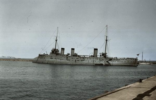 ORP Bałtyk (fot. Mateusz Prociak)