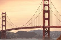 Most Golden Gate - ikona USA