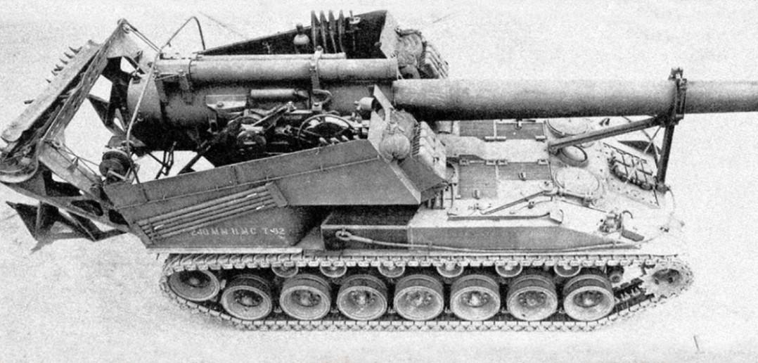 Samobieżne haubice T92 i T93