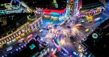 Niesamowite zdjęcia lotnicze Londynu