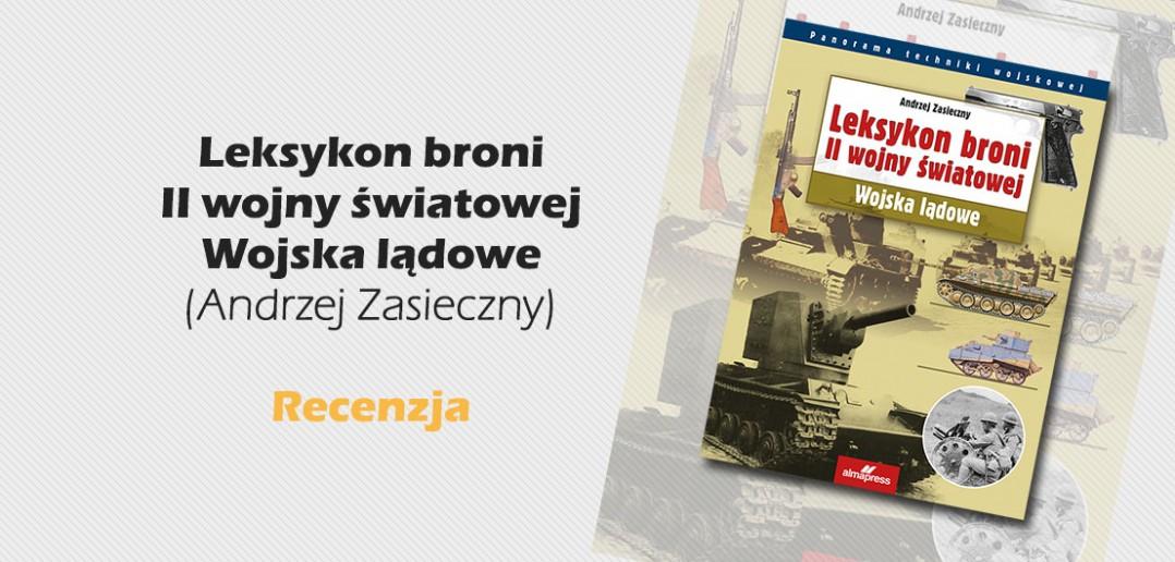 Leksykon broni II wojny światowej - recenzja
