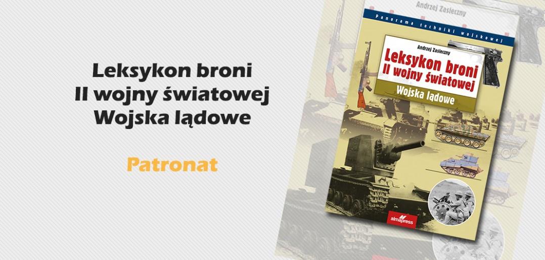 Leksykon broni II wojny światowej - patronat
