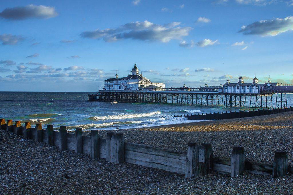 Eastbourne Pier (fot. Roman Grac)