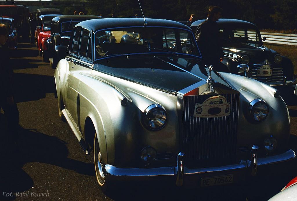 Rolls-Royce SIlver Cloud (fot. Rafał Banach)