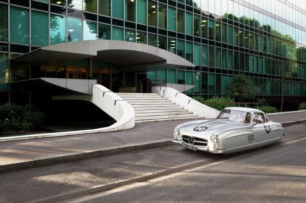 Mercedes-Benz 300 SL (fot. R. Marion)